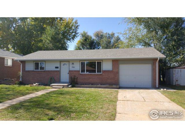701 28th Ave, Greeley, CO 80634 (MLS #835062) :: 8z Real Estate