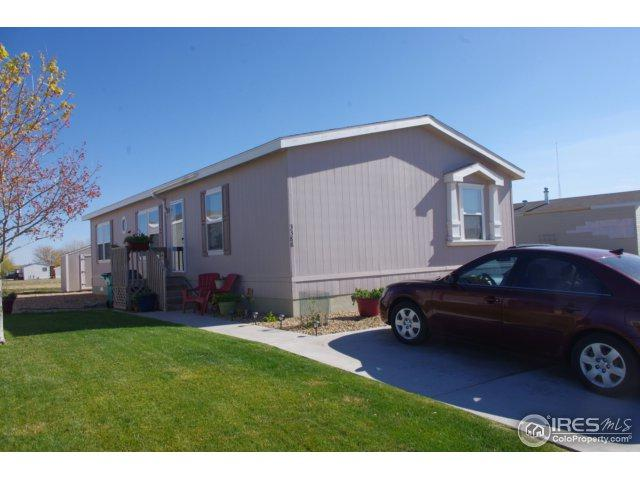 3388 Yucca Cir #215, Evans, CO 80620 (MLS #835102) :: 8z Real Estate