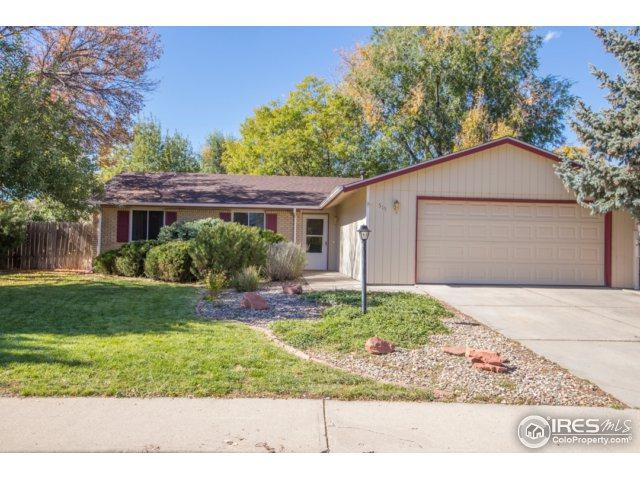515 S Empire Ave, Loveland, CO 80537 (MLS #835143) :: 8z Real Estate