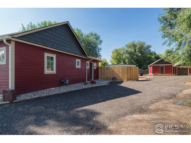 713 Lindenmeier Rd, Fort Collins, CO 80524 (#835145) :: The Peak Properties Group