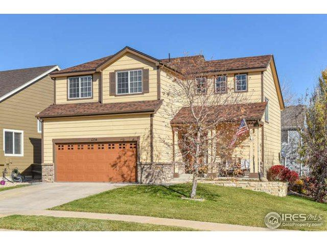 1234 103rd Ave, Greeley, CO 80634 (MLS #835166) :: 8z Real Estate