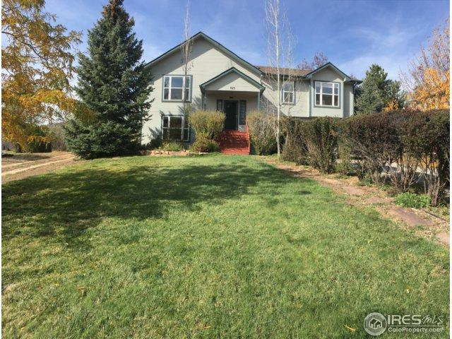 825 3rd Ave, Lyons, CO 80540 (MLS #835174) :: 8z Real Estate