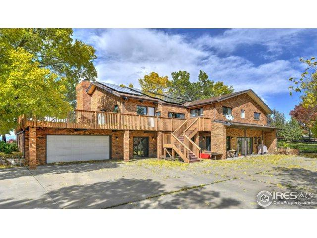 10 Benchmark Dr, Boulder, CO 80303 (MLS #835201) :: 8z Real Estate