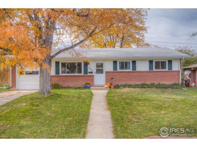 755 35th St, Boulder, CO 80303 (MLS #835202) :: 8z Real Estate