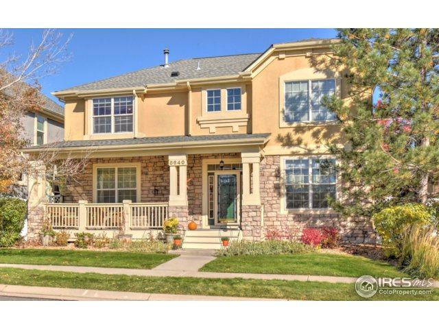 8640 Devinney St, Arvada, CO 80005 (#835219) :: The Peak Properties Group