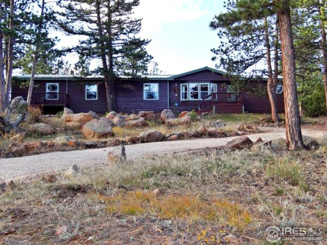 4393 Green Mountain Dr, Livermore, CO 80536 (MLS #835258) :: 8z Real Estate