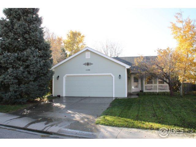 1135 Valley Dr, Windsor, CO 80550 (MLS #835260) :: 8z Real Estate