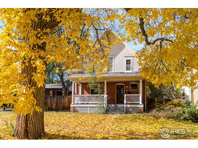 1061 11th St, Boulder, CO 80302 (#835280) :: The Peak Properties Group