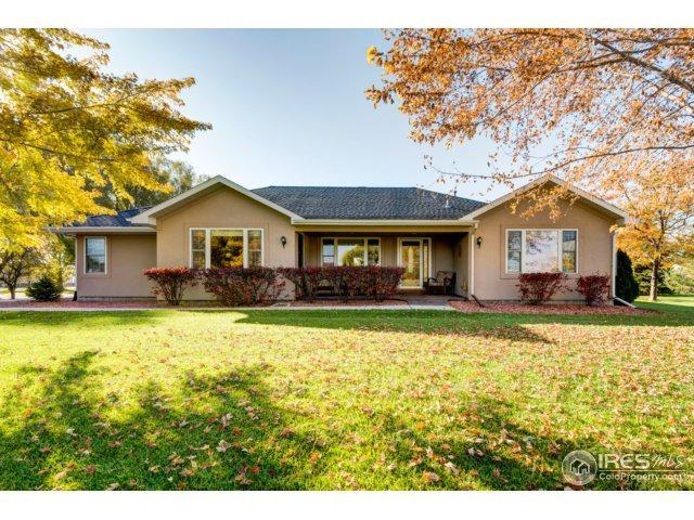 11210 Ponderosa Trl, Windsor, CO 80550 (MLS #835307) :: 8z Real Estate