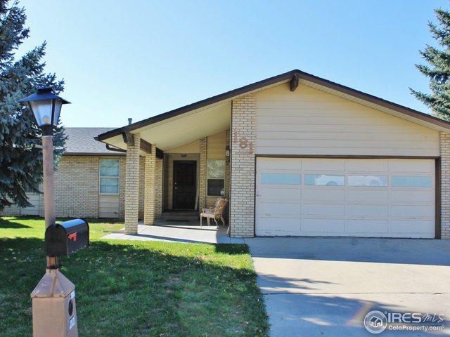 181 Baylor Dr, Longmont, CO 80503 (MLS #835313) :: 8z Real Estate