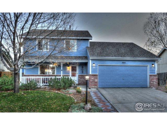 366 Sunmountain Dr, Loveland, CO 80538 (MLS #835319) :: 8z Real Estate