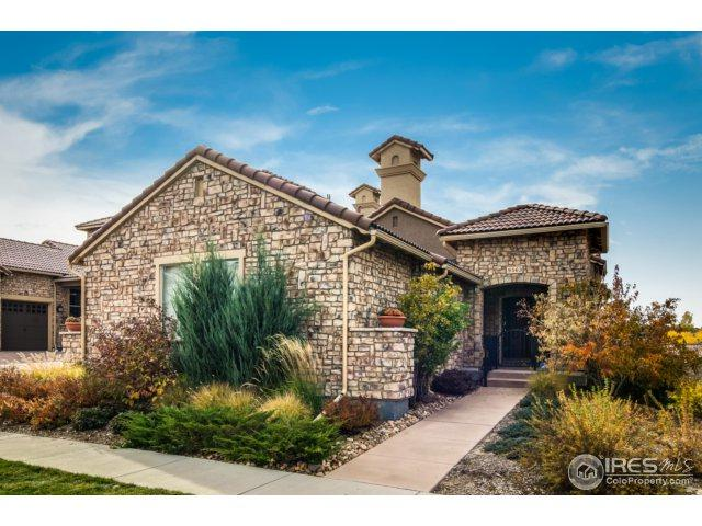 9563 Firenze Way, Highlands Ranch, CO 80126 (#835326) :: The Peak Properties Group