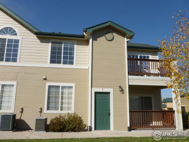 3002 W Elizabeth St 18E, Fort Collins, CO 80521 (MLS #835333) :: 8z Real Estate