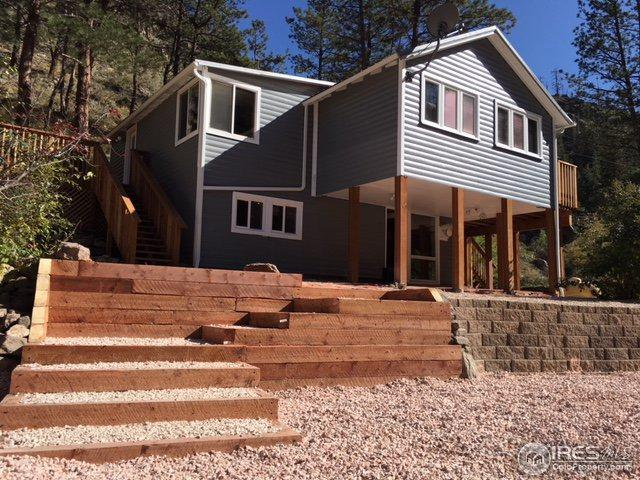 100 Falls Creek Dr, Bellvue, CO 80512 (MLS #835354) :: Downtown Real Estate Partners