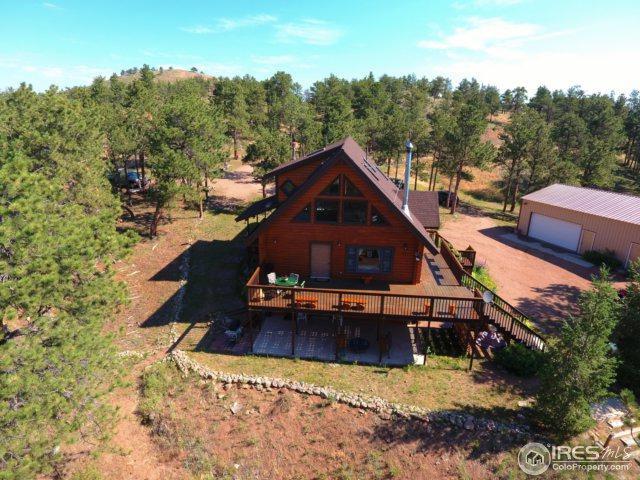 193 Sunnyvale Dr, Livermore, CO 80536 (MLS #835527) :: Kittle Real Estate