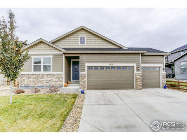 1538 Brolien Dr, Windsor, CO 80550 (MLS #835683) :: 8z Real Estate