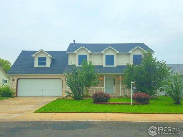 241 N 49th Ave Pl, Greeley, CO 80634 (#835723) :: The Peak Properties Group