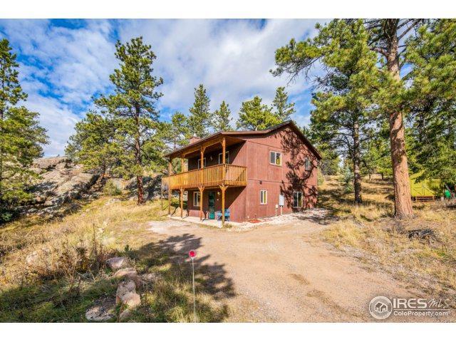 61 El Diente Ct, Livermore, CO 80536 (MLS #835780) :: Kittle Real Estate