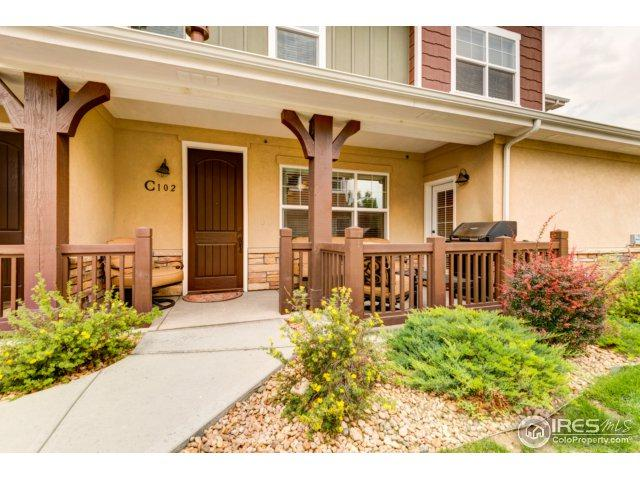 5850 Dripping Rock Ln #102, Fort Collins, CO 80528 (MLS #835880) :: Downtown Real Estate Partners