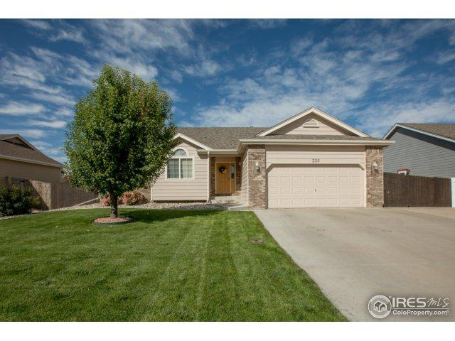 320 S Maple Ave, Eaton, CO 80615 (MLS #835958) :: 8z Real Estate