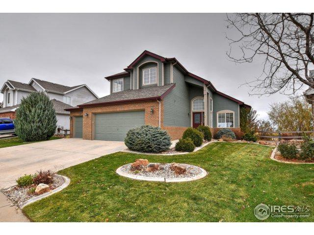 1414 101st Ave Ct, Greeley, CO 80634 (MLS #836089) :: 8z Real Estate