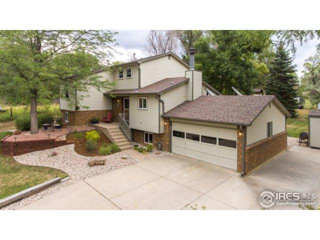 3924 La Mesa Dr, Fort Collins, CO 80524 (MLS #836117) :: 8z Real Estate