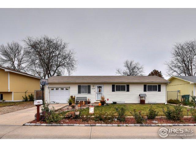 1607 39th St, Evans, CO 80620 (MLS #836187) :: 8z Real Estate