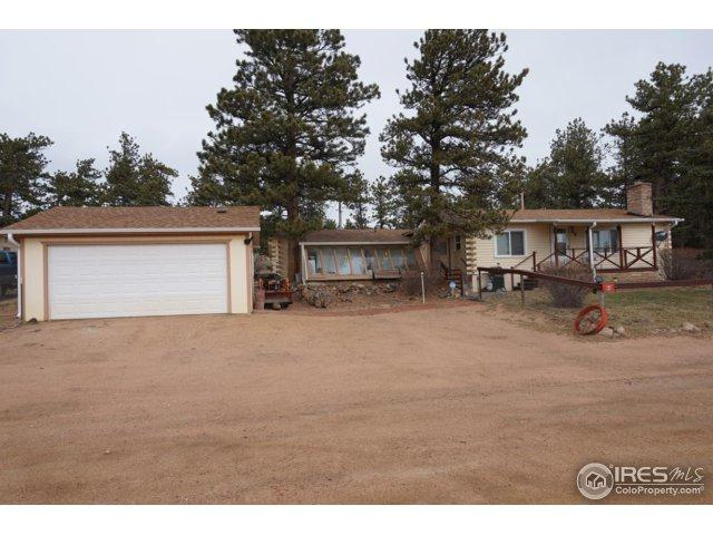 66 Gopher Ct, Red Feather Lakes, CO 80545 (MLS #836207) :: Kittle Real Estate