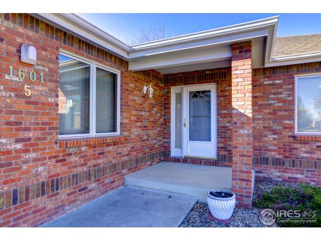 1601 44th Ave Ct #5, Greeley, CO 80634 (MLS #836308) :: The Daniels Group at Remax Alliance