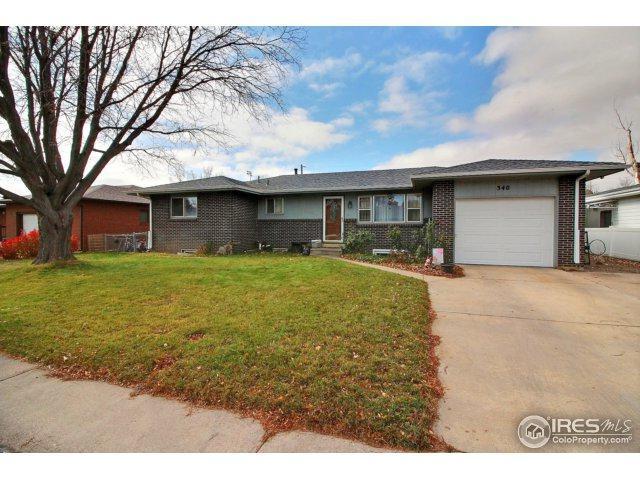 340 Birch Ave, Eaton, CO 80615 (MLS #836350) :: 8z Real Estate