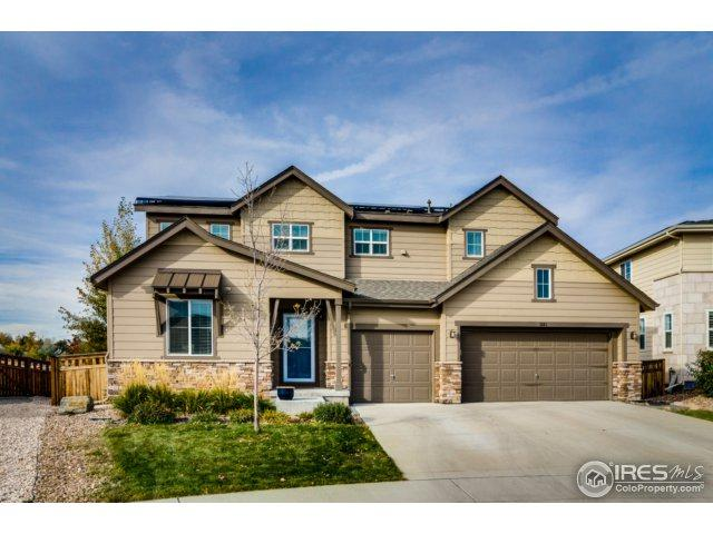 2332 Wynonna Ct, Louisville, CO 80027 (MLS #836404) :: 8z Real Estate