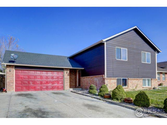 501 E 19th St Rd, Greeley, CO 80631 (#836564) :: The Peak Properties Group