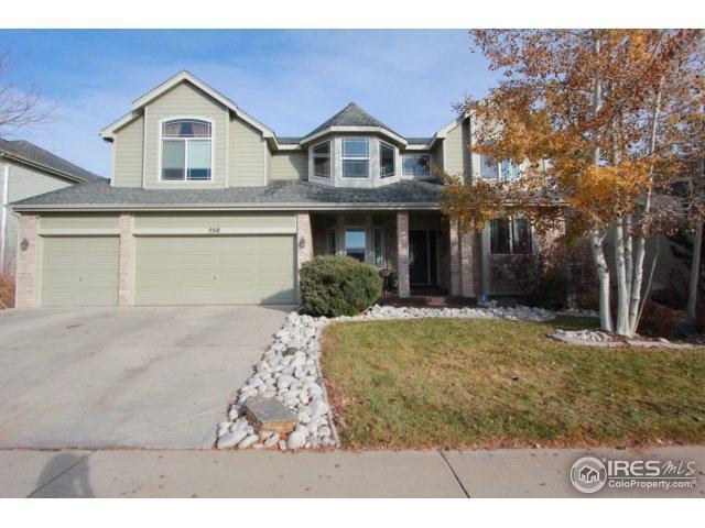 5518 Morgan Way, Frederick, CO 80504 (MLS #836587) :: 8z Real Estate