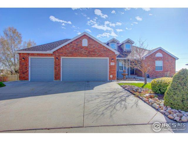 3120 55th Ave, Greeley, CO 80634 (#836646) :: The Peak Properties Group