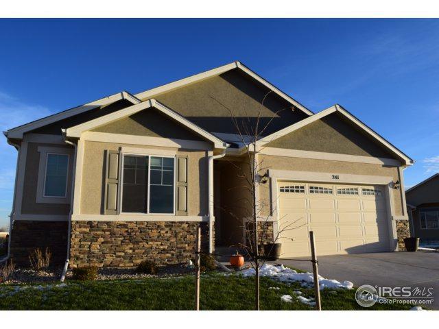 241 Settlers Cv, Eaton, CO 80615 (MLS #836672) :: 8z Real Estate