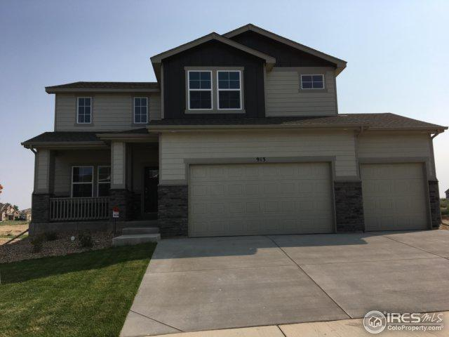 1586 Monterey Valley Pkwy, Severance, CO 80550 (MLS #836702) :: The Forrest Group