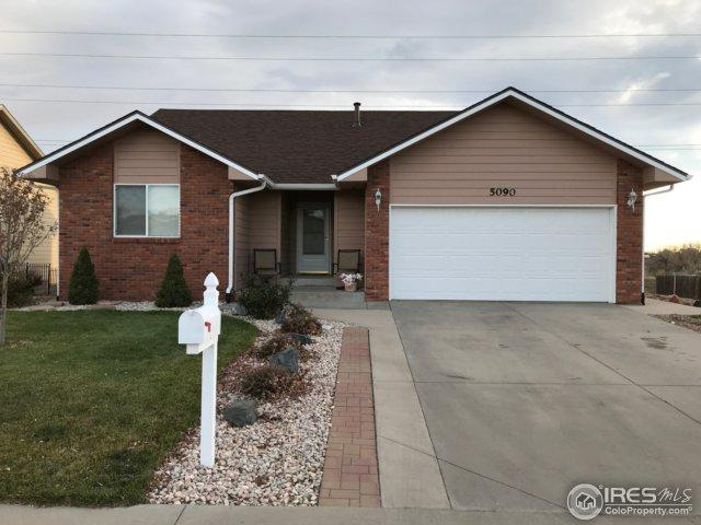5090 32nd St, Greeley, CO 80634 (#836709) :: The Peak Properties Group