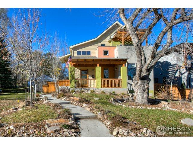 425 Wood St, Fort Collins, CO 80521 (MLS #836735) :: Downtown Real Estate Partners
