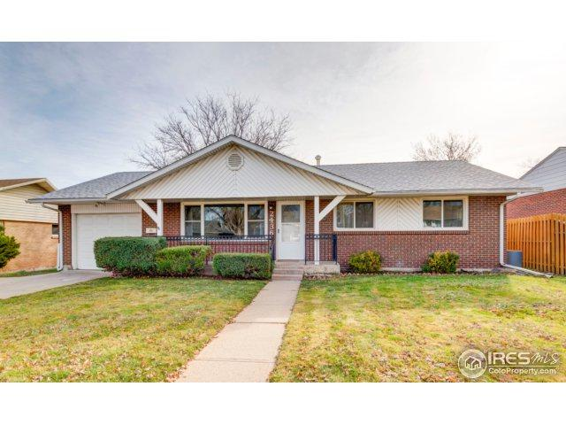 2436 W 24th St Rd, Greeley, CO 80634 (#836816) :: The Peak Properties Group