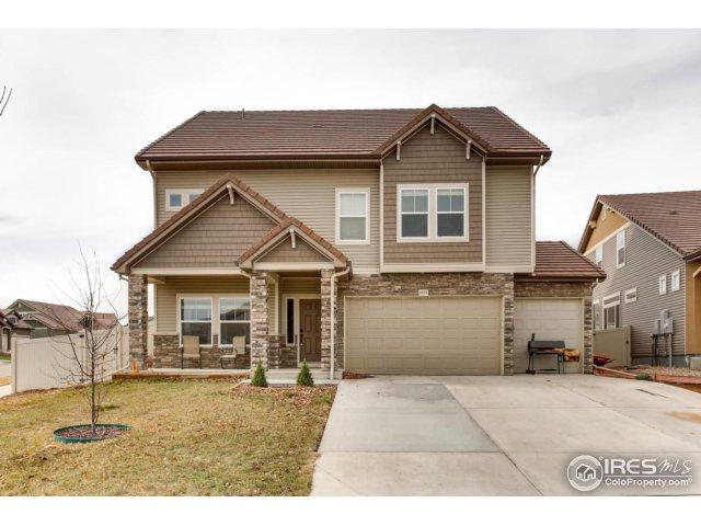 4975 Saddlewood Cir, Johnstown, CO 80534 (#836822) :: The Griffith Home Team