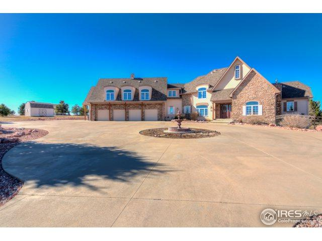 434 Amanda Pines Dr, Parker, CO 80138 (#836835) :: My Home Team
