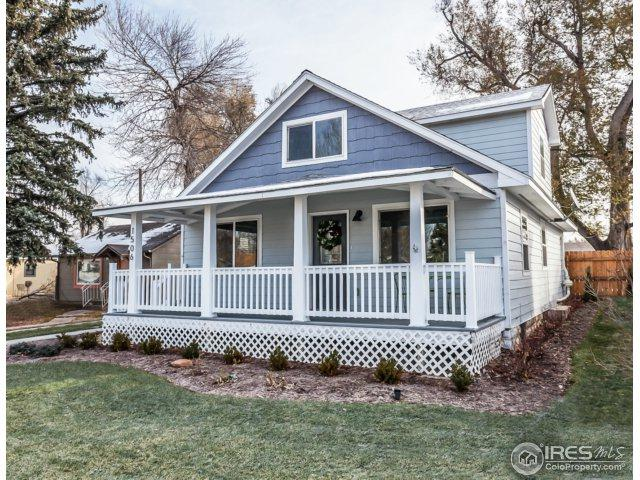 1506 Cleveland Ave, Loveland, CO 80538 (#836841) :: The Peak Properties Group