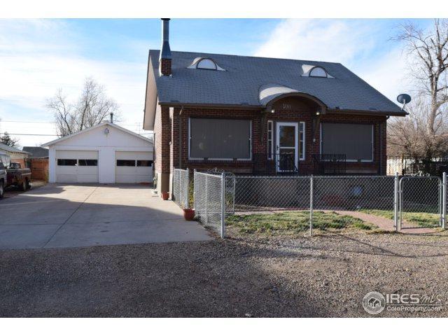 4011 Central St, Evans, CO 80620 (MLS #836855) :: 8z Real Estate