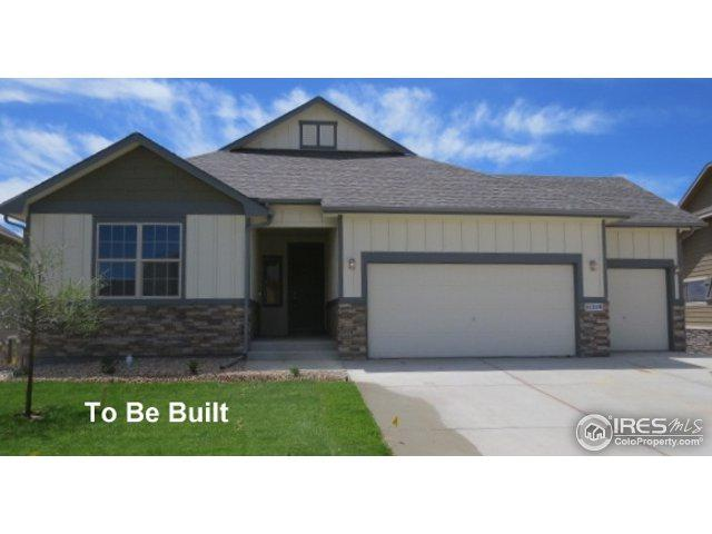 466 Mt Sherman Ave, Severance, CO 80550 (MLS #836859) :: The Forrest Group
