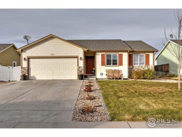 337 E 28th St Rd, Greeley, CO 80631 (#836863) :: The Peak Properties Group