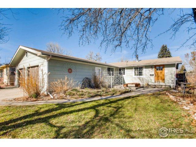 1611 W 15th St, Loveland, CO 80538 (#836925) :: The Peak Properties Group