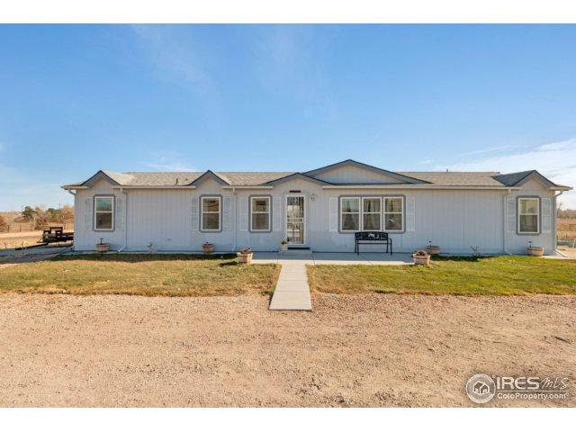 19272 E 197th Way, Hudson, CO 80642 (MLS #836933) :: The Forrest Group