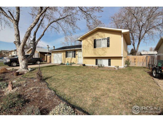 1609 39th St, Evans, CO 80620 (MLS #836944) :: 8z Real Estate