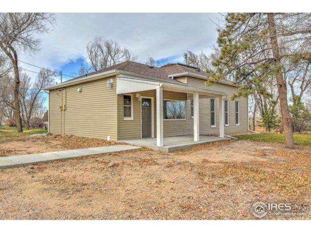 25800 County Road 54 1/4, Kersey, CO 80644 (MLS #836966) :: The Forrest Group