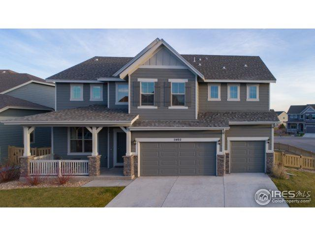 5402 Lulu City Dr, Timnath, CO 80547 (MLS #836972) :: The Forrest Group